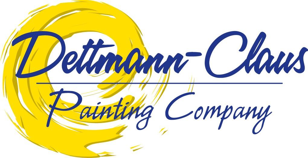 Dettmann-Claus Painting logo