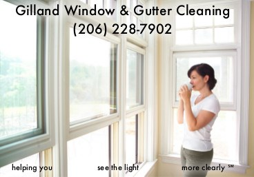 Gilland Window Amp Gutter Cleaning Reviews Vashon Wa