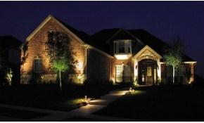 $1,400 Professional Grade LED Landscape Lighting Package!
