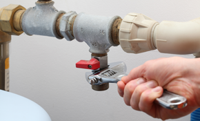 $150 for $300 Credit Toward Water Heater Replacements