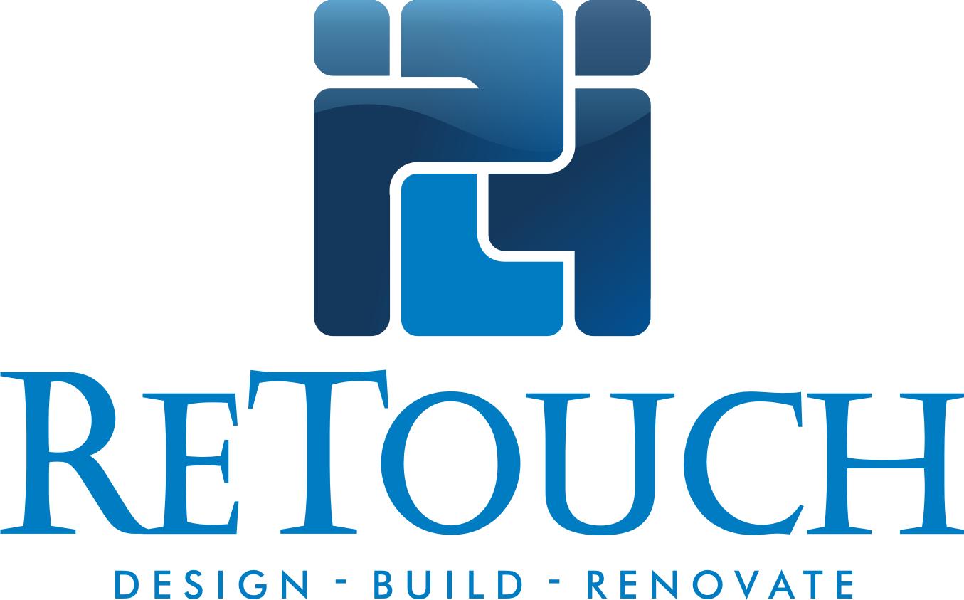 ReTouch Design-Build-Renovate logo