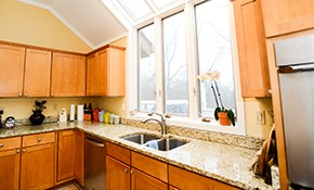 $55 for a Kitchen or Bathroom Design Consultation with 3-D Renderings