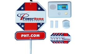$179 Bronze Home Security Package