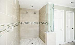 $49 for $100 Credit Toward Bathroom Remodel