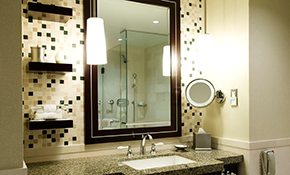 $25 for $50 Toward Antique Mirror Purchase and Installation