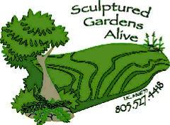 Sculptured Gardens Alive logo