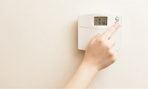$337.50 for a Honeywell WiFi Thermostat Installed
