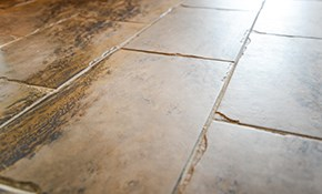$150 for 3 Hours of Kitchen/Bathroom Caulking and Grout Restoration of Kitchen or Bathroom Caulking and Grout Restoration