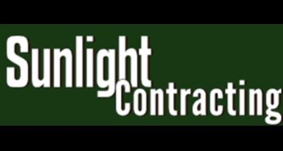 Sunlight Contracting logo