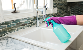 $50 for 2 Labor Hours of Housecleaning