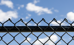 $2,600 for 150 Linear Feet of a 4 Foot Chain Link Fence