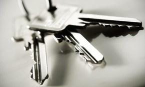 $125 for Four Locks Re-Keyed