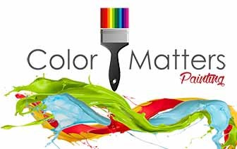 Color Matters Painting, Inc. logo