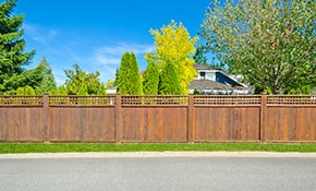 $2,466 for 80 Feet of 6' Pressure-Treated Privacy Fencing Installation
