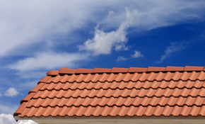 $270 for 50 Feet of High-Capacity, Seamless, 6-Inch Gutters or Downspouts