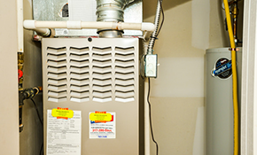 $63 for Both a Furnace and Water Heater Tune-Up