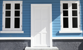 $1,481 Installation of a Fiberglass Hurricane Impact Door