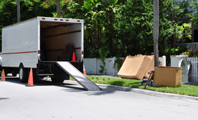 $600 for a Moving Truck, a Three-Person Crew for Four Hours