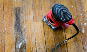 $171 for 350 Square Feet of Hardwood Floor Cleaning