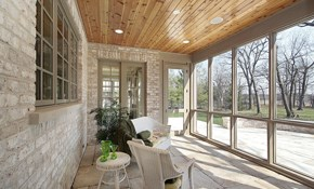 $8,835 for Porch Panels