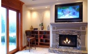 Over the Fireplace TV Installation - Only $799!