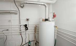 $55 for Either A/C, Gas Furnace, or Water Heater Check