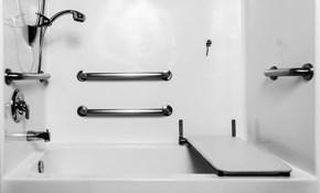$599 Fiberglass Tub and Shower Refinishing
