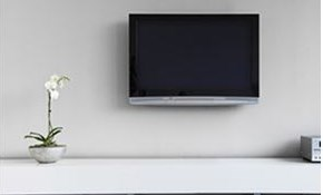 $299 for TV Mounting with Concealment of Wires Inside your Wall--Bracket Included