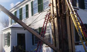 $345 for Old Home or Barn Structural Checkup with $200 Repair Credit
