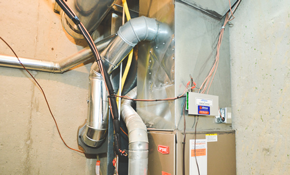 $99 for a 22-Point Winter Furnace Inspection and Cleaning