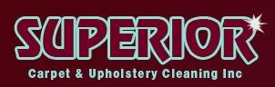 Superior Carpet & Upholstery Cleaning Inc logo
