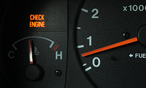 $90 for a Check Engine Light Diagnostic and Repair Credit