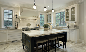 $3750 for Custom Granite Countertops--Labor and Materials Included