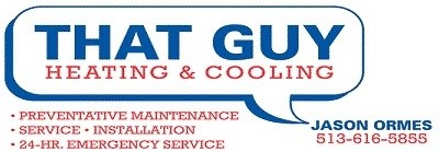 That Guy Heating & Cooling logo