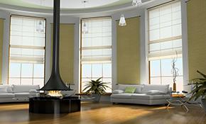 $50 for In-Home Custom Window Treatment Consultation