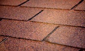 $285 for $300 Credit Toward Roofing