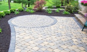 $1,599 for a Ventetian Stone Patio or Walkway Delivered and Installed (100 sq ft)