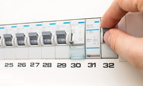 $225 for Circuit-Breaker Panel Labeling and Home Electrical Inspection
