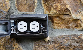 $169 for an Outdoor Electrical Box Installed