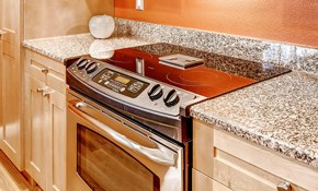 $2,999 for Custom Granite Countertops--Labor and Materials Included