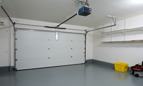 $171 for a Single Garage Door Spring Replacement