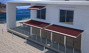 $2,700 for $3,000 Credit Toward Palermo Plus Retractable Awnings