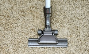 $209 Whole House (6 Areas) Deluxe Carpet Cleaning with 3M Scotchgard, Prespotting, and General Furniture Moving
