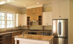 $149 for a Kitchen Appliance Maintenance Package!