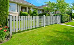 $2400 for Vinyl Fencing Materials and Delivery