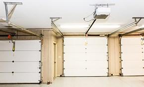 $129 Garage Door Spring Replacement