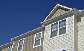 $2,250 for $2,500 Credit Toward Windows, Doors, or Siding