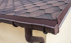 $749 for 100 Linear Feet of High-Capacity, 5-inch Gutters or Downspouts