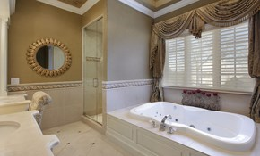 $500 for $550 Credit Toward Any Bathroom Remodeling Project