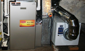 $90 for $100 Worth of Heating and A/C Services